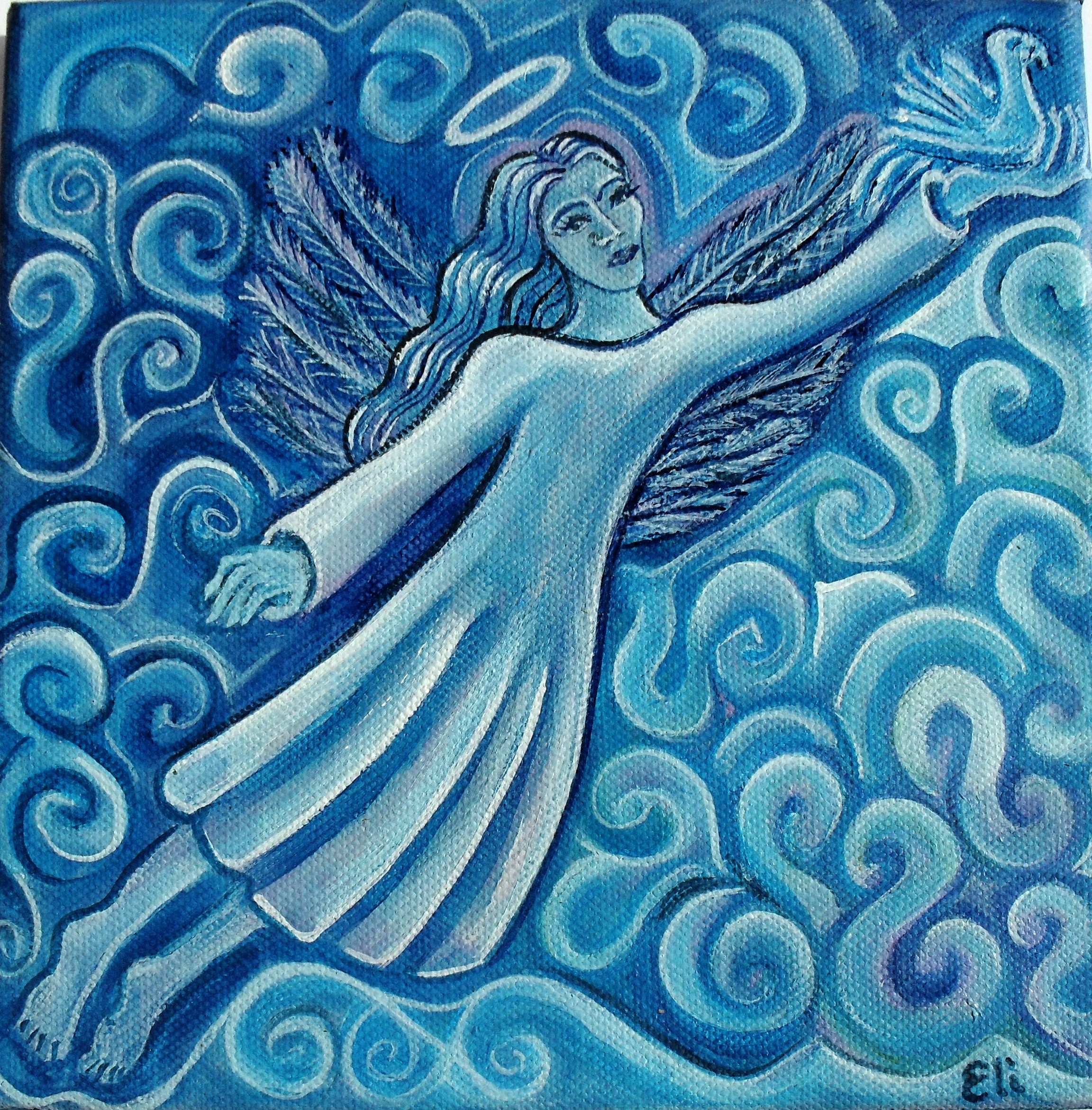 Artista-Eli - Angel-of-Peace-2011