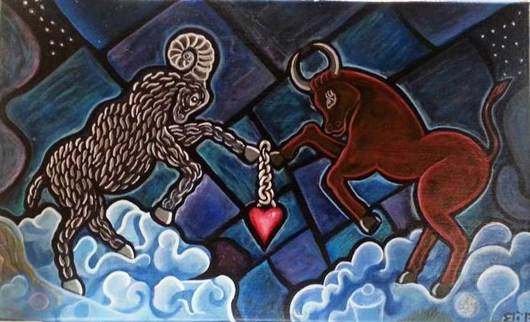 Artista Eli – Aries and Taurus – 2013
