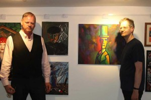 Charles Thomson, Wolf Howard and our paintings